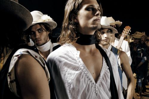 Arslan Sükan, Untitled 39 (John Galliano), 2006